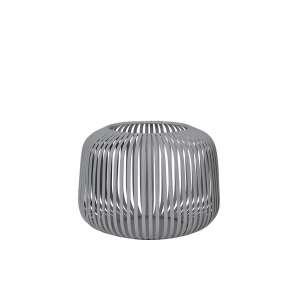 Laterne XS 10 cm steel gray