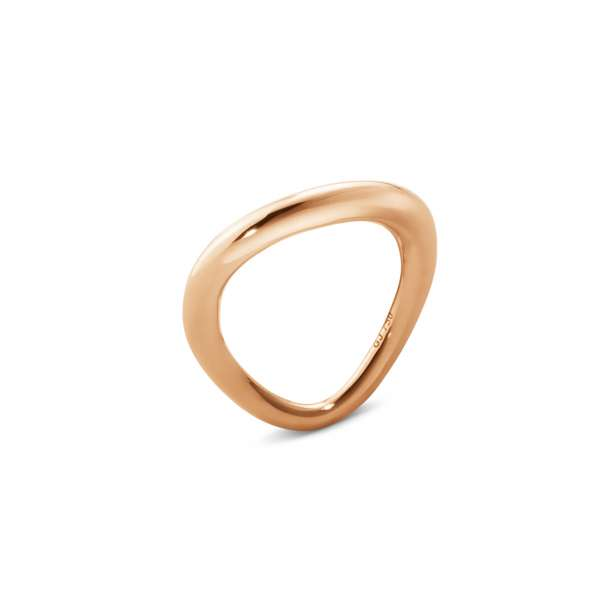 Ring W54-55 Rotgold 750