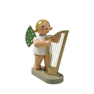 Engel m. Harfe, groß
