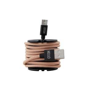 Kabel Micro-USB (1 Meter) nude