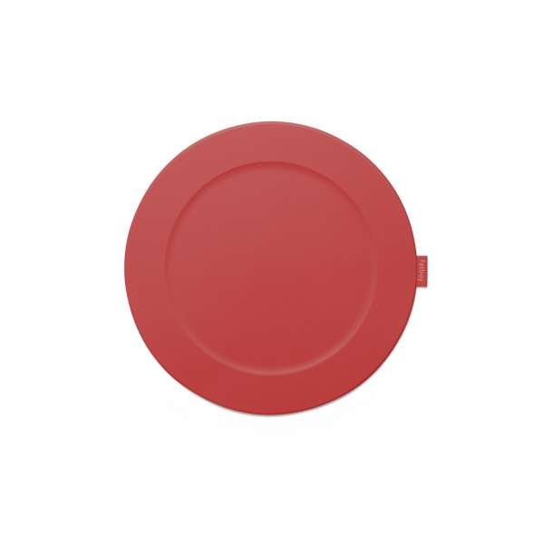 Tischset 2er-Set industrial red