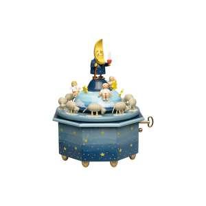 Spieldose Mondvater m. Engeln