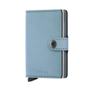 Miniwallet Matte blue