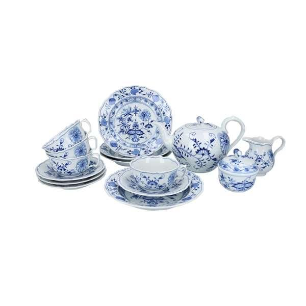 Tee-Set 4 Personen
