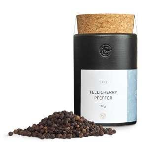 Tellicherry Pfeffer (ganz) 60 g