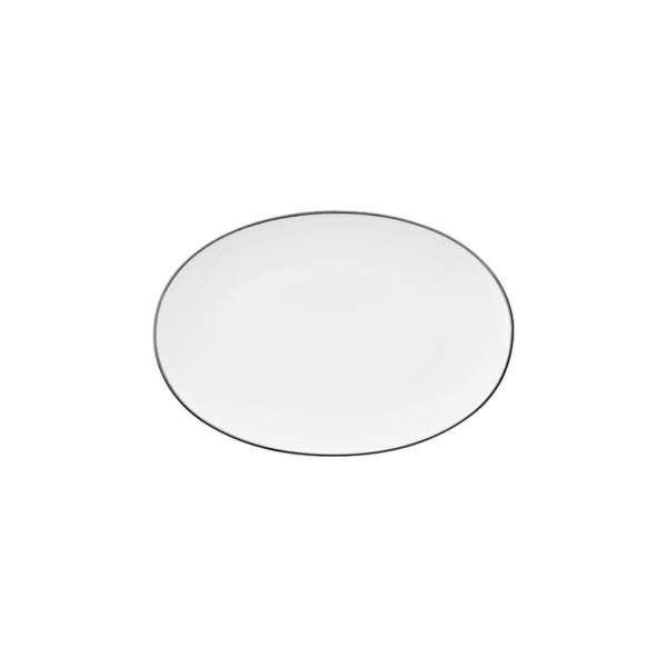 Platte oval 18 cm