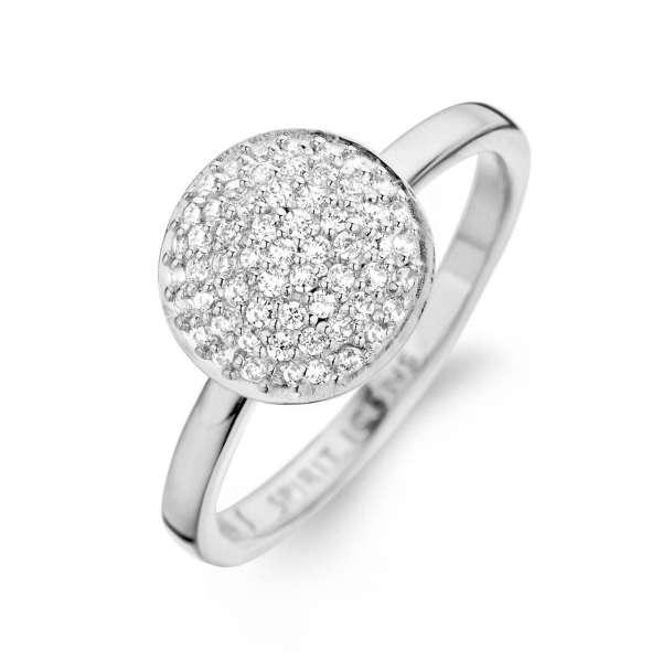 Ring Silber Zirkonia Sterlingsilber