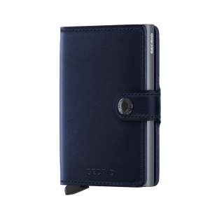 Miniwallet Polished navy