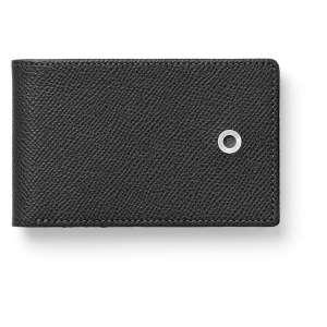 Kreditkartenetui klein schwarz