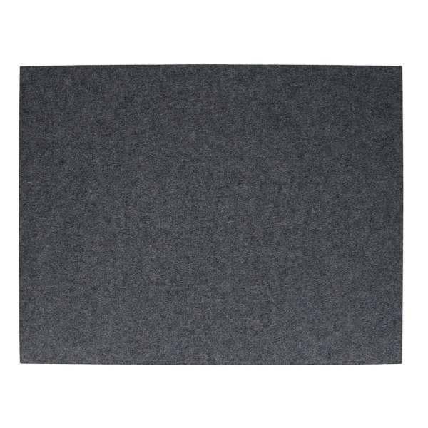 Tischset rechteckig 45x35 cm anthrazit 01