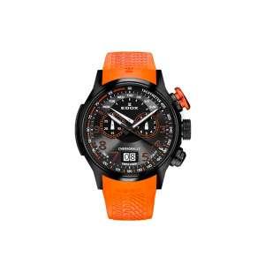 Armbanduhr Chronorally Chronograph Quartz 48mm