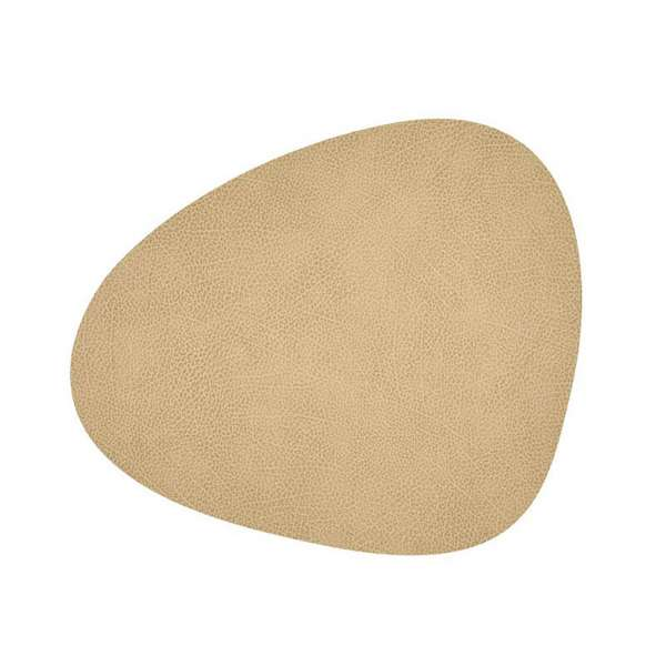 Tischset 37x44 cm Hippo Sand