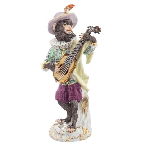 Gitarrist Affenkapelle 14 cm