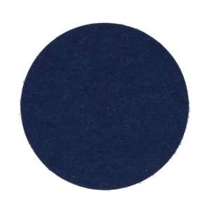 Untersetzer rund 9 cm indigo 12