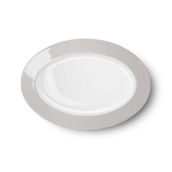 Platte oval 29 cm