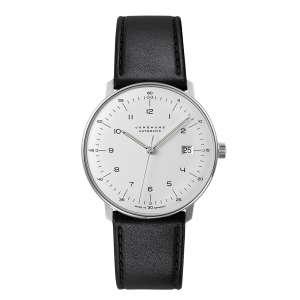Armbanduhr Max Bill Automatik Datum
