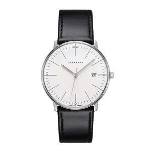 Armbanduhr Max Bill Quarz Datum