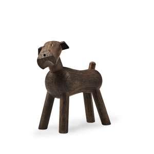 Hund Tim 7,5 cm Räuchereiche
