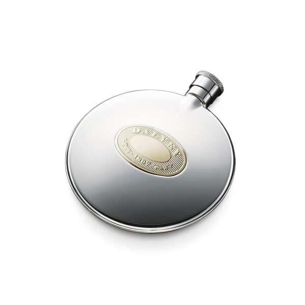 Flachmann gold 75 ml Classic