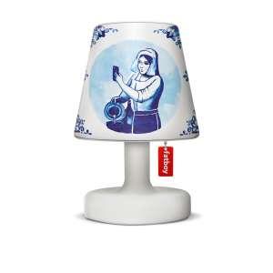 Lampenschirm Delfts Blauw 2.0