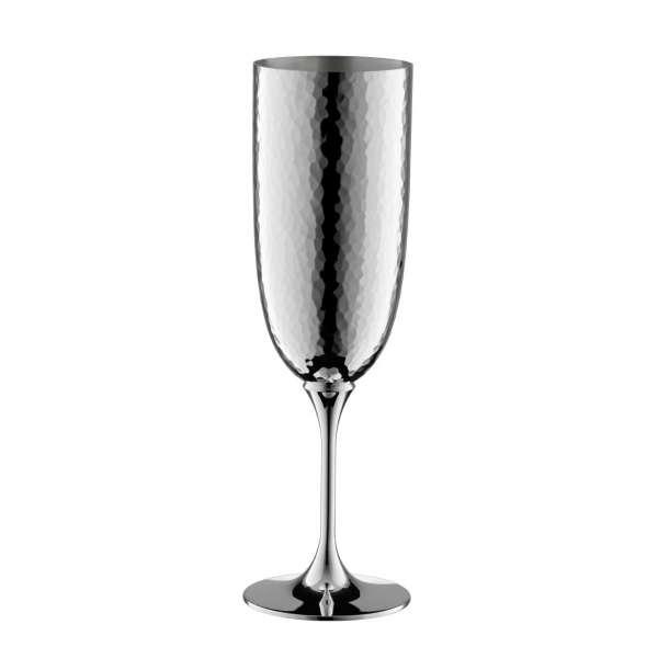 Champagnerkelch versilbert