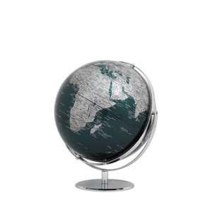 Globus 2-achsig drehbar darkgreen