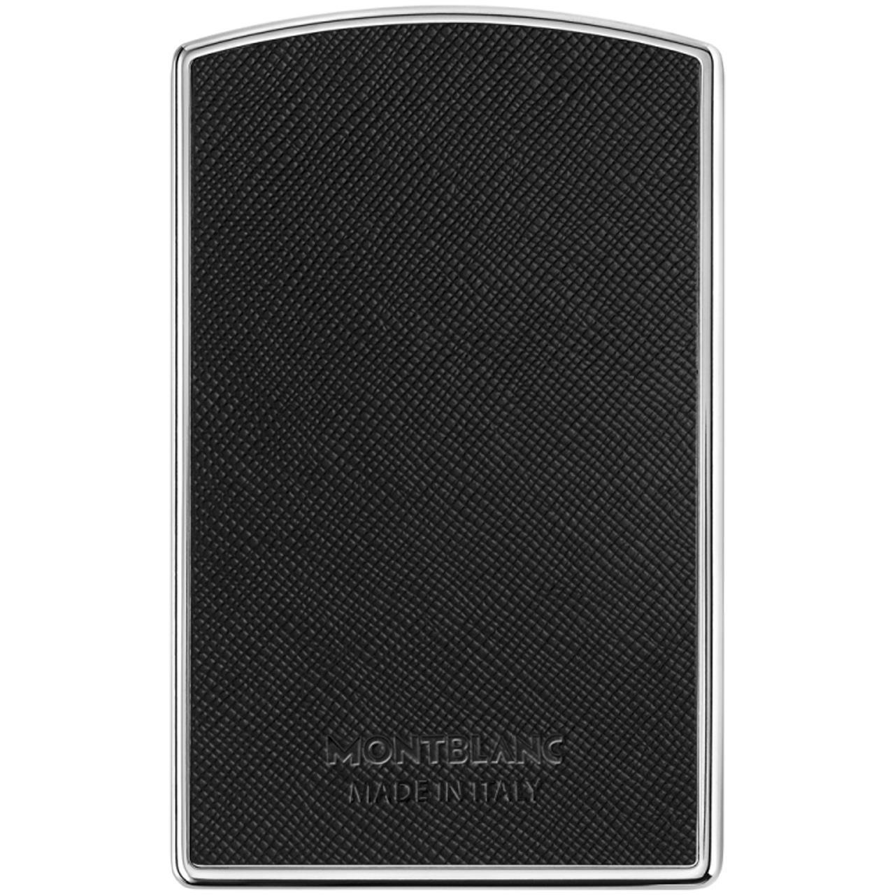 Business Card Holder Hard Shell Sartorial Black