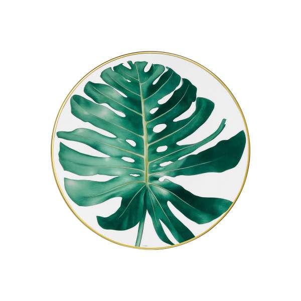 Speiseteller 27 cm Philodendron