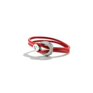 Armband Coral Red Humanium Metal M