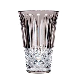 Vase 28 cm flanellgrau