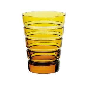 Universalglas 0,33 l goldamber horizontal