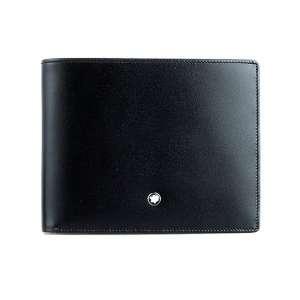 Brieftasche 24 cc groß, schwarz