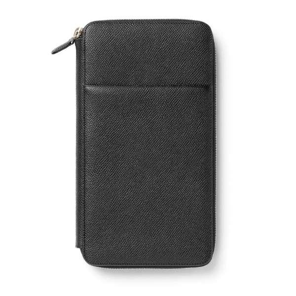 Reisebrieftasche schwarz