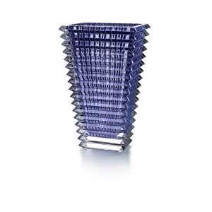 Vase 20 cm blau