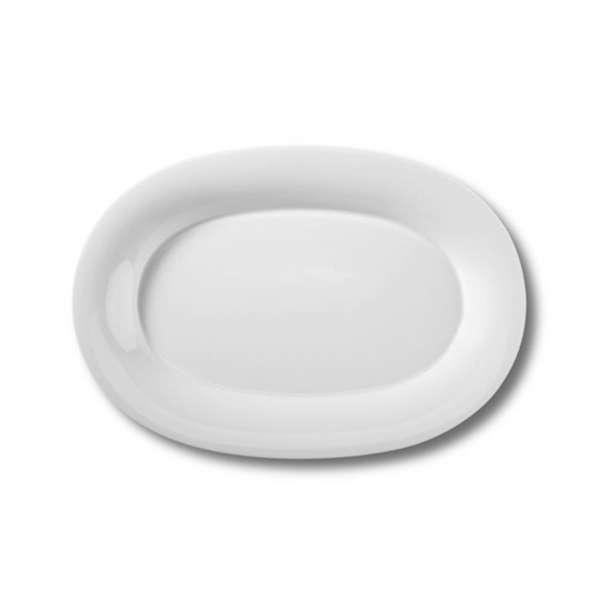Platte oval 35 cm