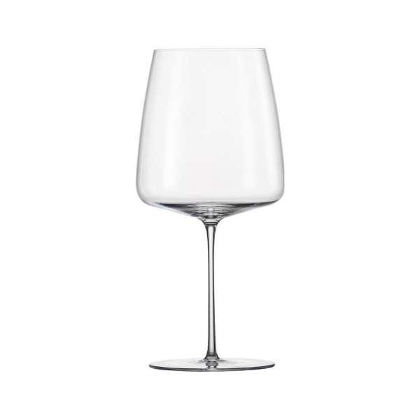 Weinglas Samtig u. Üppig