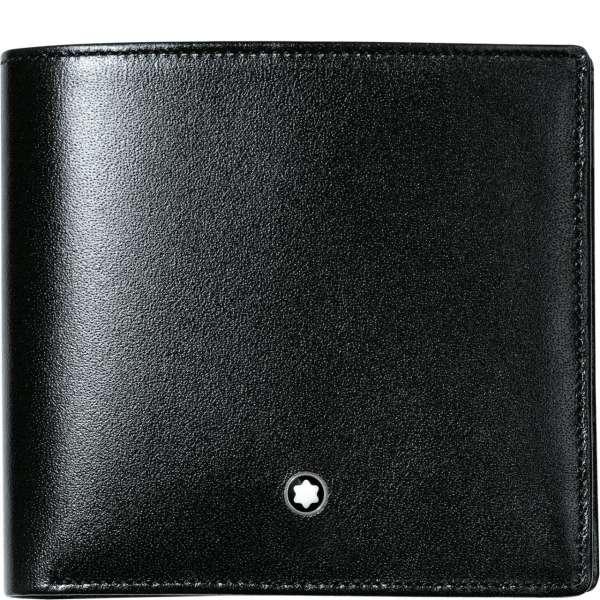 Brieftasche 8 cc schwarz