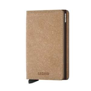 Slimwallet Recycled natural