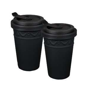 To-Go Becher 0,35 l Black Duo