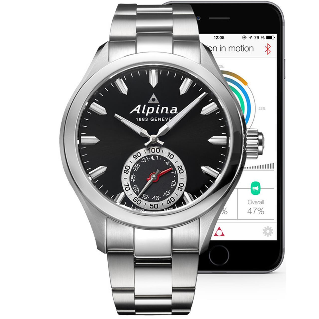 alpina smartwatch franzen d sseldorf onlineshop. Black Bedroom Furniture Sets. Home Design Ideas