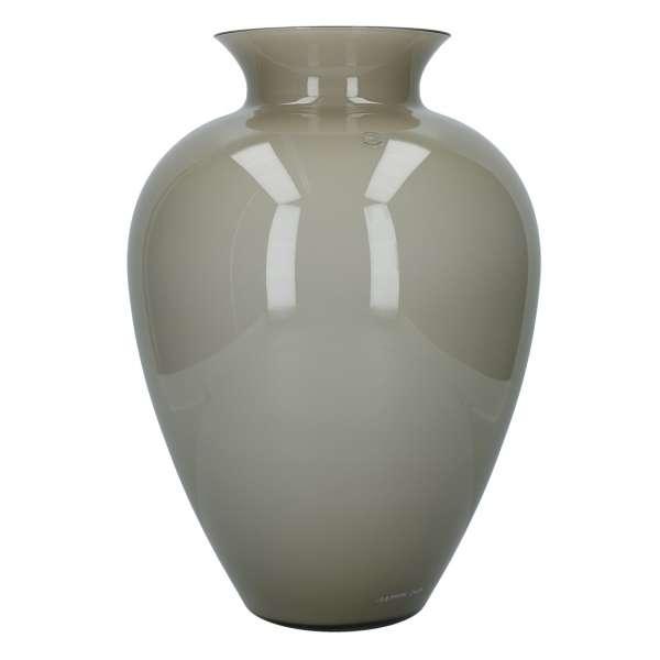 Vase 38,5 cm grau