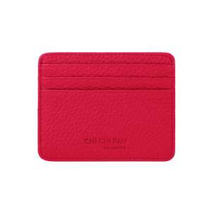 Kreditkartenetui rot