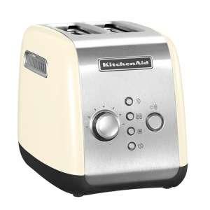 Toaster 2er creme
