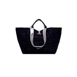 Half Size Bag uni black