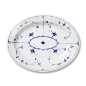 Platte oval 36,5 cm
