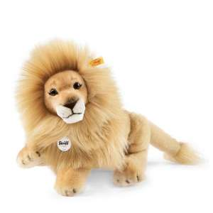 Löwe Leo 34 cm, blond